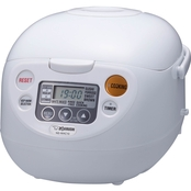 Zojirushi 5.5 Cup Micom Rice Cooker & Warmer
