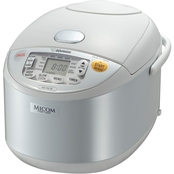 Zojirushi 10 Cup Umami Micom Rice Cooker and Warmer