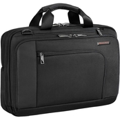 Briggs & Riley Verb Adapt Expandable Briefcase