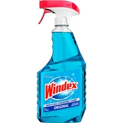 Windex Blue Trigger Original Glass Cleaner 23 oz.