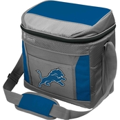 Jarden Sports Licensing NFL Detroit Lions 16 Can Soft Sided Cooler