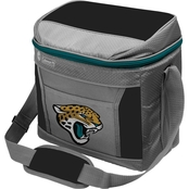 Jarden Sports Licensing NFL Jacksonville Jaguars 16 Can Soft Sided Cooler