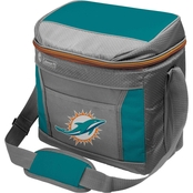 Jarden Sports Licensing NFL Miami Dolphins 16 Can Soft Sided Cooler