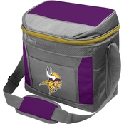 Jarden Sports Licensing NFL Minnesota Vikings 16 Can Soft Sided Cooler