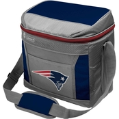 Jarden Sports Licensing NFL New England Patriots 16 Can Soft Sided Cooler
