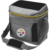 Jarden Sports Licensing NFL Pittsburgh Steelers 16 Can Soft Sided Cooler