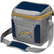Jarden Sports Licensing NFL Los Angeles Chargers 16 Can Soft Sided Cooler