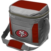 Jarden Sports Licensing NFL San Francisco 49ers 16 Can Soft Sided Cooler