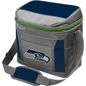 Jarden Sports Licensing NFL Seattle Seahawks 16 Can Soft Sided Cooler