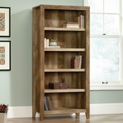 Sauder Dakota Pass 5 Shelf Bookcase