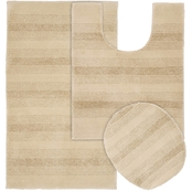 Garland Rug Essence Bath Rug 3 Pc. Set