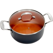 Gotham Steel 5 qt. Nonstick Pot