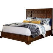 Klaussner Trisha Yearwood Katie Complete Panel Bed