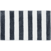 Garland 21 X 34 Beach Stripe Bath Rug