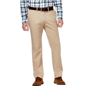 Haggar Life Khaki Sustainable Chino Pants