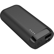 5200mAh 2.1A Black Power Bank