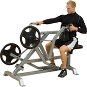 Body-Solid ProClub Line Leverage Seated Row Machine