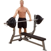 Body-Solid ProClub Line Olympic Flat Bench