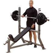 Body-Solid ProClub Line Olympic Incline Bench