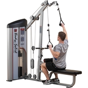Body-Solid ProClub Line Series II Lat Pulldown / Row Machine