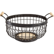 Martha Stewart Collection Wire Basket