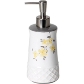 Saturday Knight Spring Garden Floral Lotion Dispenser