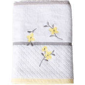 Saturday Knight Spring Garden Bath Towel