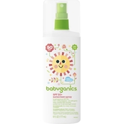 Babyganics SPF 50+ Sunscreen Spray