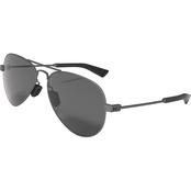 db85deb6cca Under Armour UA Getaway Gray Lens Sunglasses 8600099910100