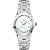 Tag Heuer Women's Link Quartz 32mm Watch WBC1310BA0600