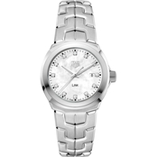 TAG Heuer Women's Link Quartz Watch 32mm WBC1312BA0600