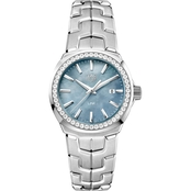 Tag Heuer Lady Link Quartz with Diamond Bezel