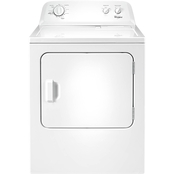 Whirlpool 7.0 cu. ft. Gas Top Load Dryer with Wrinkle Shield Option