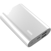Powerzone 10,000mAh Dual USB Power Bank