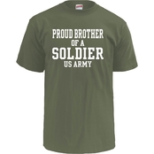 Soffe Proud Brother Of A Soldier Tee