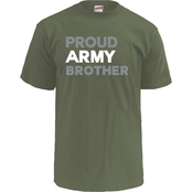 Soffe Proud Army Brother Tee