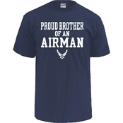 Soffe Proud Brother Of An Airman Tee