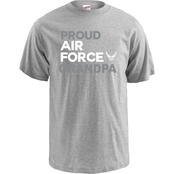 Soffe Proud Air Force Grandpa Tee