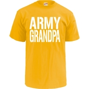 Soffe Army Grandpa Block Letters Tee