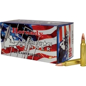 Hornady American Gunner .223 Rem 55 Gr. Hollow Point, 50 Rounds