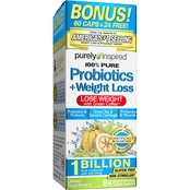 Purely Inspired Probiotics and Weight Loss 84 Pk.