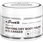 Freeman Beauty c.Booth Charcoal Foaming Dry Body Polish & Cleanser