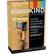 KIND Nuts & Spices Bars 4 Pack