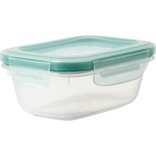 OXO Good Grips SNAP 1.6 Cup Plastic Food Storage Container