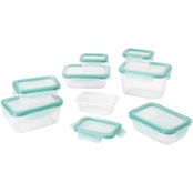 OXO Good Grips SNAP 16 pc. Plastic Food Storage Container Set