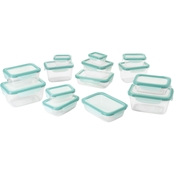 OXO Good Grips SNAP 28 pc. Plastic Food Storage Container Set