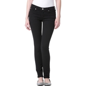 True Religion Halle Midrise Super Skinny Jeans