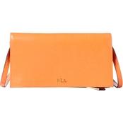 55183edfaeed Lauren Ralph Lauren Newbury Kaelyn Saffiano Leather Crossbody Bag