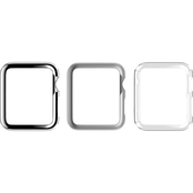 Griffin Ultra Thin Case for Apple Watch 3 Pk.