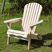 Merry Products Foldable Adirondack Chair Kit
